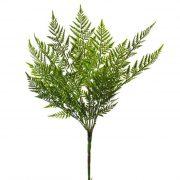 Selyemvirág páfrány csokor 48cm zöld