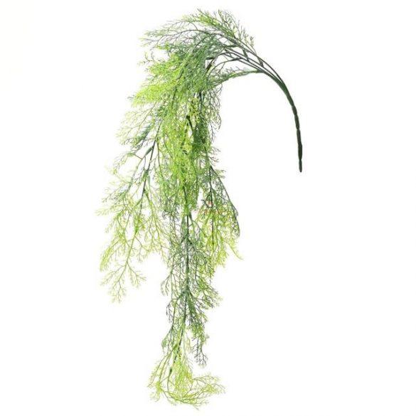 Selyemvirág zöld növény futó 80cm zöld