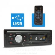 MNC Stream Autós fejegység 4x25W FM USB TF AUX