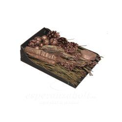 Karácsonyi termésmix 160gr bronz