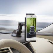 Univerzális autós telefontartó műszerfalra, szélvédőre