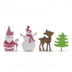 Karácsonyi habmatrica 60db-os csomag