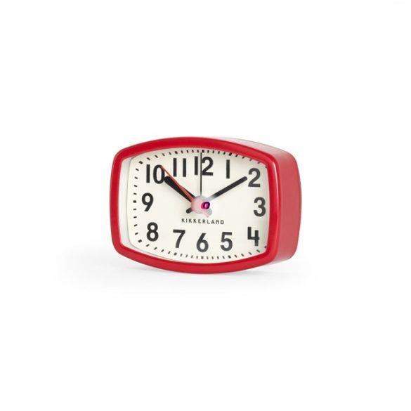 Mágneses óra, piros