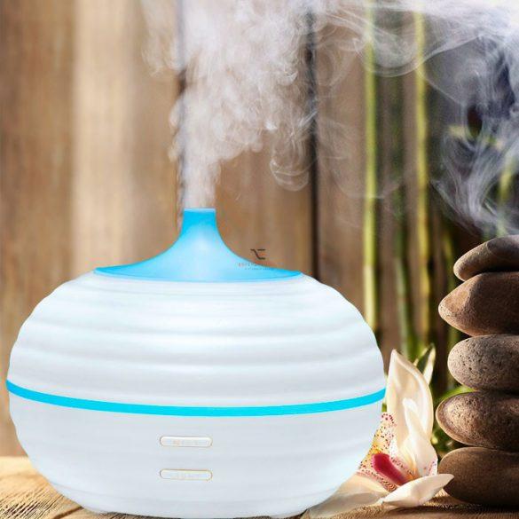 Home Ultrahangos hidegpárásító és aromalámpa AD10