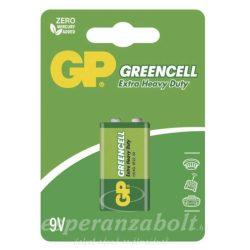 GP GREENCELL ELEM 6F22 (9V) 1DB/BLISZTER