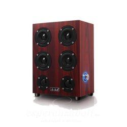 Bluetooth Multimédiás hagfal beépített akkumulátorral