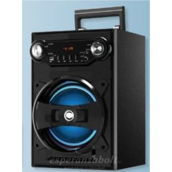 Hordozható multimédia hangfal Bluetooth kapcsolattal BT 1650