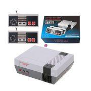 Retro Konzol 620 beépített játékkal, 2 controllerrel - TV játék