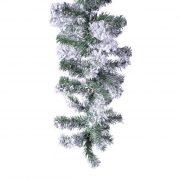 Havas girland 270cm 180 ággal karácsonyi girland
