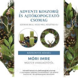Koszorú és kopogtató kreatív csomag by Móri Imre