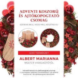 Koszorú és kopogtató kreatív csomag by Albert Marianna