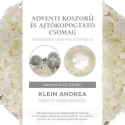 Koszorú és kopogtató kreatív csomag by Klein Andrea