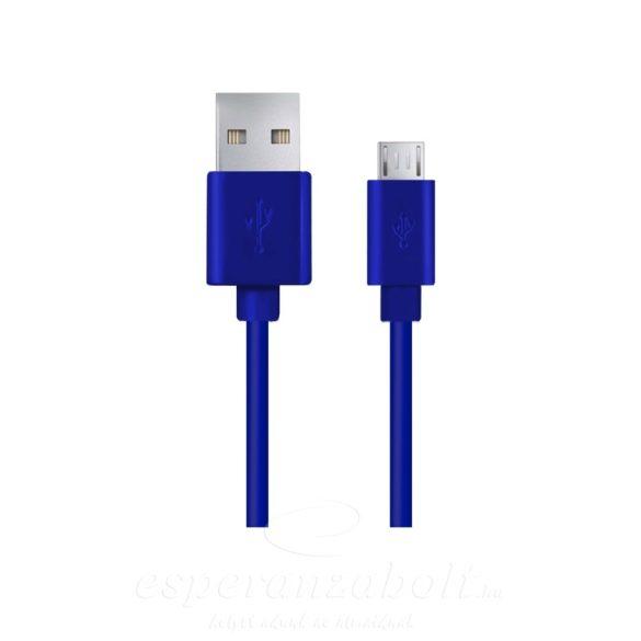 Esperanza USB 2.0A A-B M/M 2.0m kábel kék EB145B