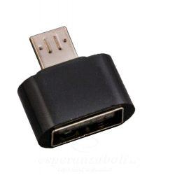Esperanza Micro USB 2.0 OTG Átalakító adapter A-B M/F EB263