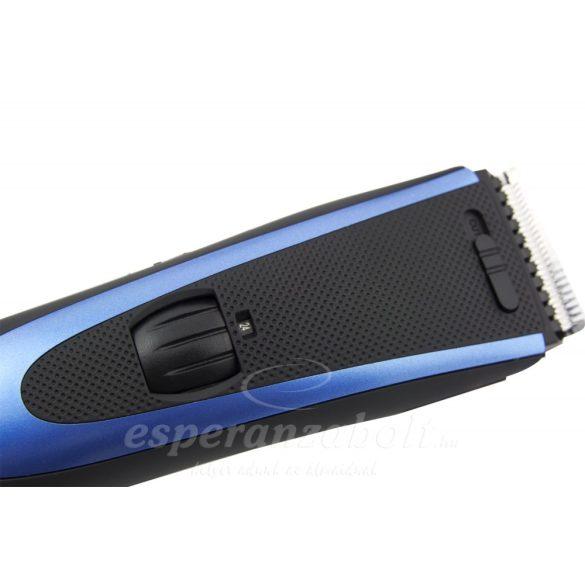 Esperanza Apollo hajvágó, szakállvágó Fekete/kék EBC004