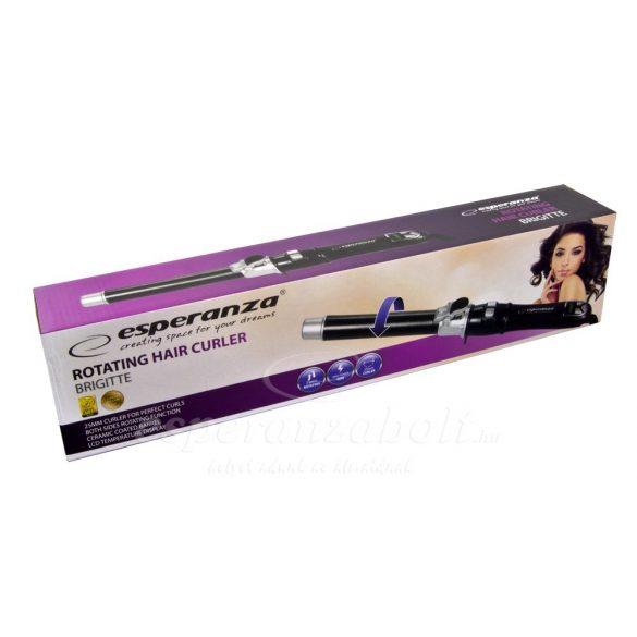 Esperanza Brigitte 25mm Automata rotációs hajgöndörítő EBL012