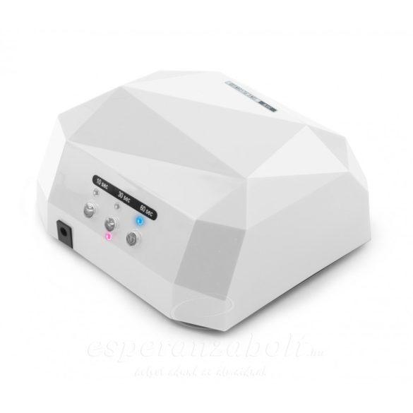 Esperanza Onyx UV körömlakkszárító műkörömépítő Lámpa Fehér EBN002W
