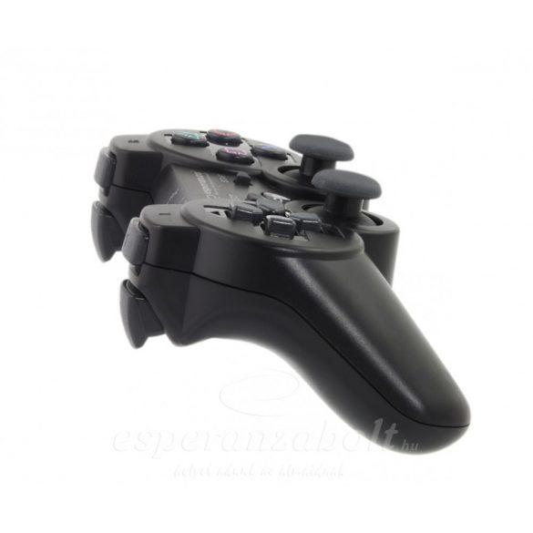 Esperanza Marine Bluetooth Controller Gamepad Playstation 3-hoz PS3 EGG109K