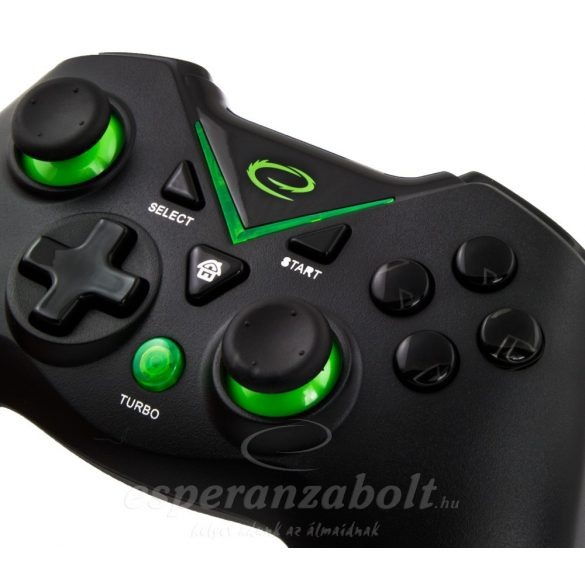 Esperanza Captain XBOX ONE Controller Gamepad Xbox one/Android/PC/PS3 EGG111K