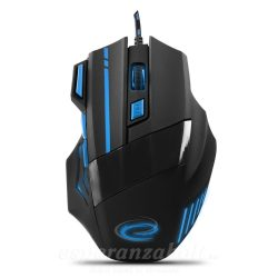 Esperanza Egér For Gamers 7D Opt. Usb Mx201 Wolf Blue