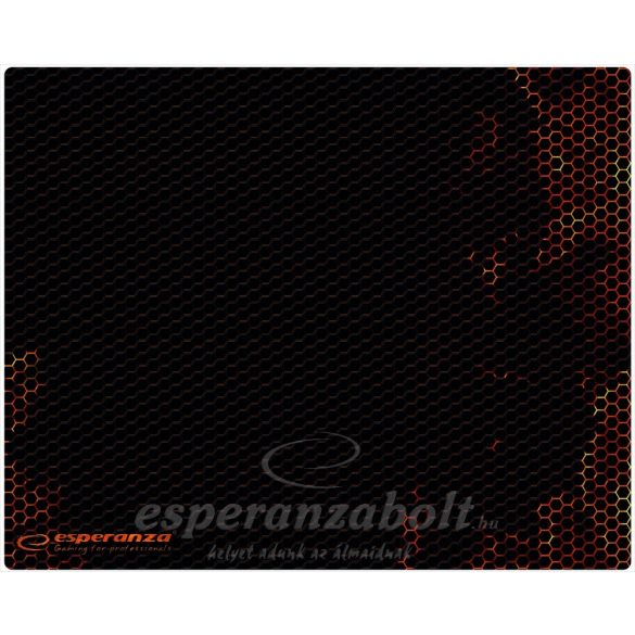 Esperanza Flame Mini Gaming egérpad EGP101R