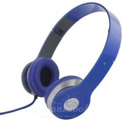 Esperanza Techno Fejhallgató kék EH145B