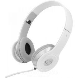 Esperanza Techno Fejhallgató fehér EH145W