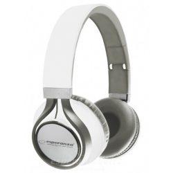 Esperanza Freestyle Fejhallgató fehér EH159W
