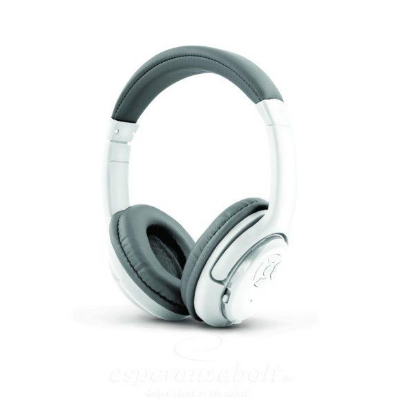 Esperanza Libero Bluetooth Fejhallgató fehér EH163W