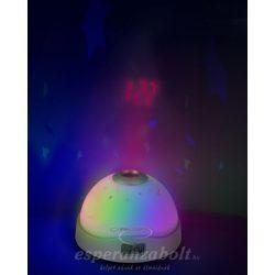Esperanza Projektoros óra led világítással ébresztő funkcióval EHC001