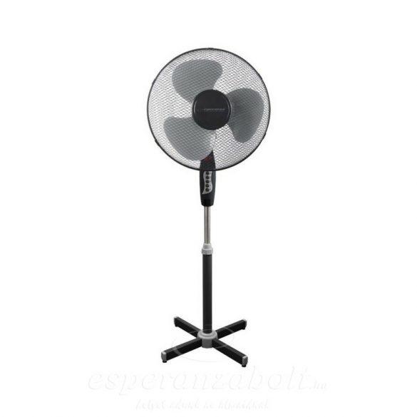 Esperanza Hurricane  álló Ventilátor Fekete-szürke EHF001KE