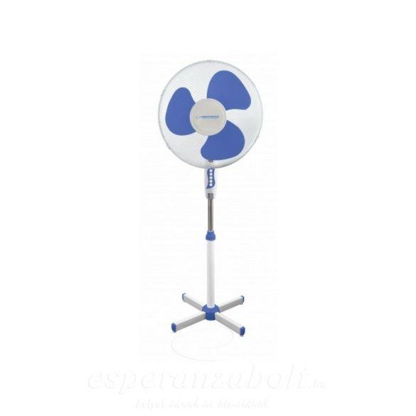 Esperanza Hurricane  álló Ventilátor Fehér kék EHF001WB
