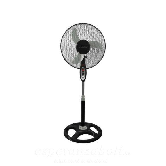 Esperanza Typhoon álló Ventilátor Fekete EHF002KE