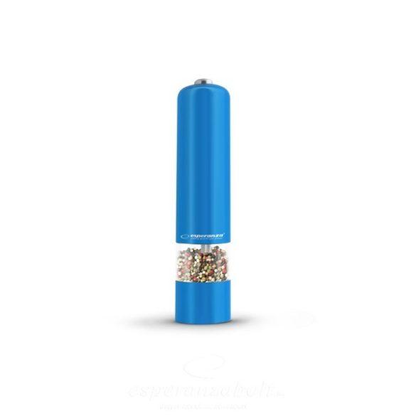 Esperanza Malabar Fűszer só, bors örlő kék EKP001B