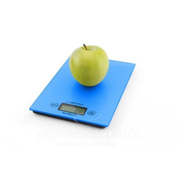 Esperanza Konyhai Mérleg Lemon Blue EKS002B