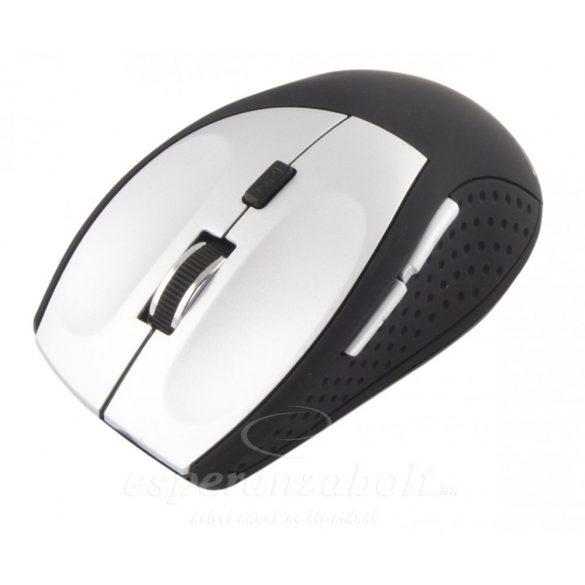 Esperanza Bluetooth Optikai egér 6D Andromeda Silver