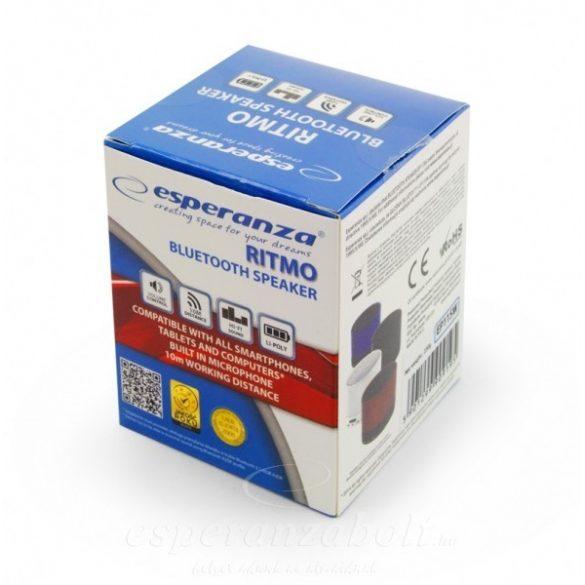 Esperanza Bluetooth Hangszóró Fm Ritmo Bordó EP115C