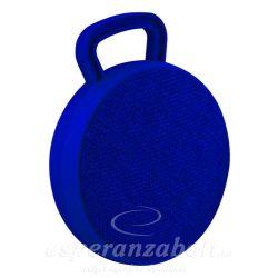 Bluetooth Hangszóró Világítással Esperanza Punk Kék EP127B