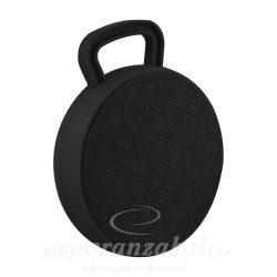 Bluetooth Hangszóró Világítással Esperanza Punk fekete EP127K