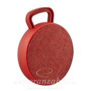 Bluetooth Hangszóró Világítással Esperanza Punk Piros EP127R