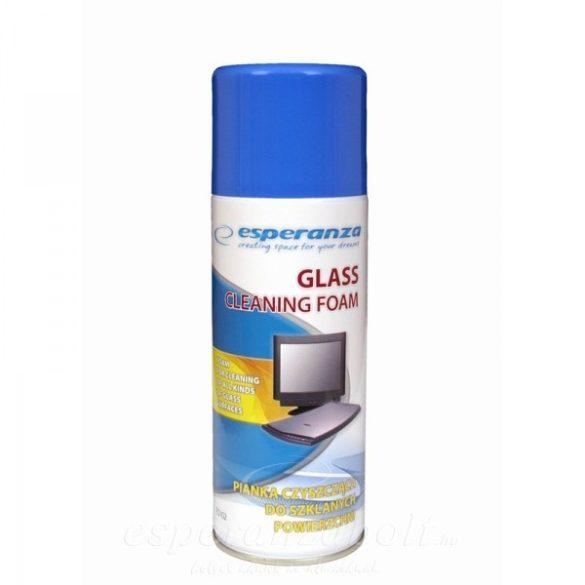 Esperanza Univerzális Ablak és Üvegtisztító hab 400ML ES102