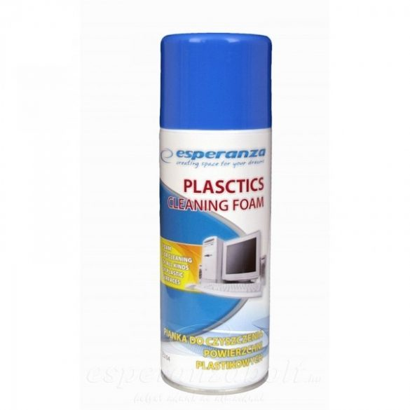 Esperanza Univerzális Müanyag tisztító hab spray 400ML ES104