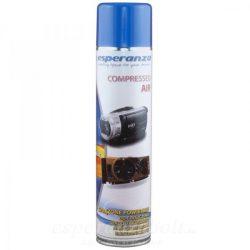 Esperanza sűrített levegő spray 600ML ES118