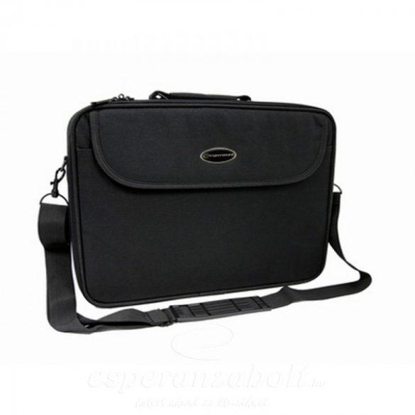 """Eseranza Laptop táska Classic XL 19""""-os notebookhoz ET128"""