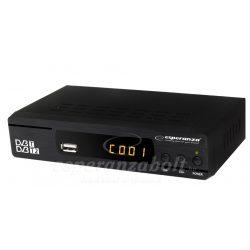 Esperanza beltéri egység set top box tuner DVB-T/T2 EV104