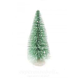 Talpas fenyőfa 13cm - Világos zöld