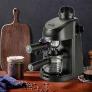 HOME Espresso kávéfőző tejhabosítóval HG PR 06