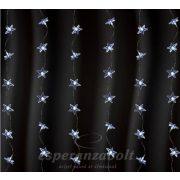 HOME LED-es fényfüggöny, csillag, 1,5x1m, 230V KAF 48L
