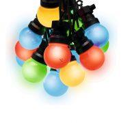 HOME Party fényfüzér, sorolható, LED-es 5m LPL 10M