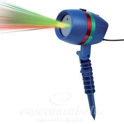 Kültéri lézer projektor Laser Shower Motion